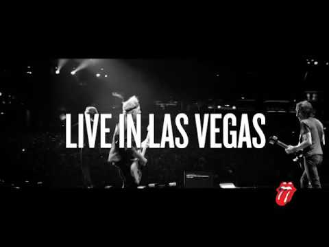 The Rolling Stones live in Las Vegas