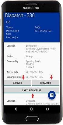 Tailwind POD Complete Mobile App