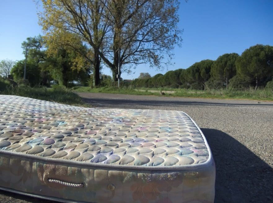 Street mattress