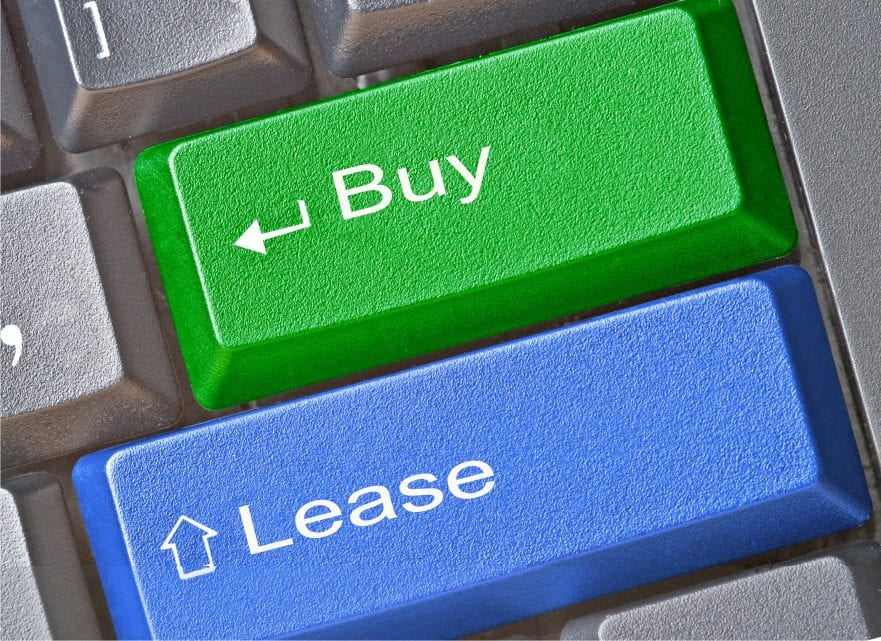 Key for buy and lease