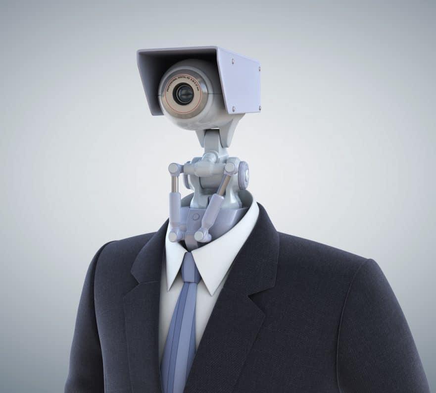Robot CEO