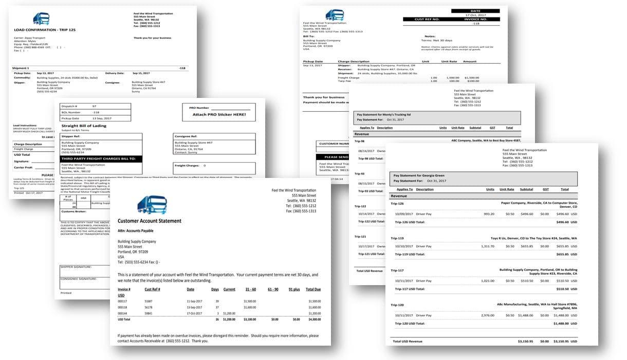 Tailwind Pro Freight Broker Software | Tailwind Transportation Software
