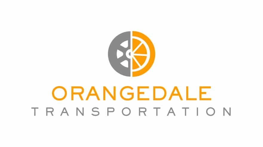 Orangedale Transportation Logo