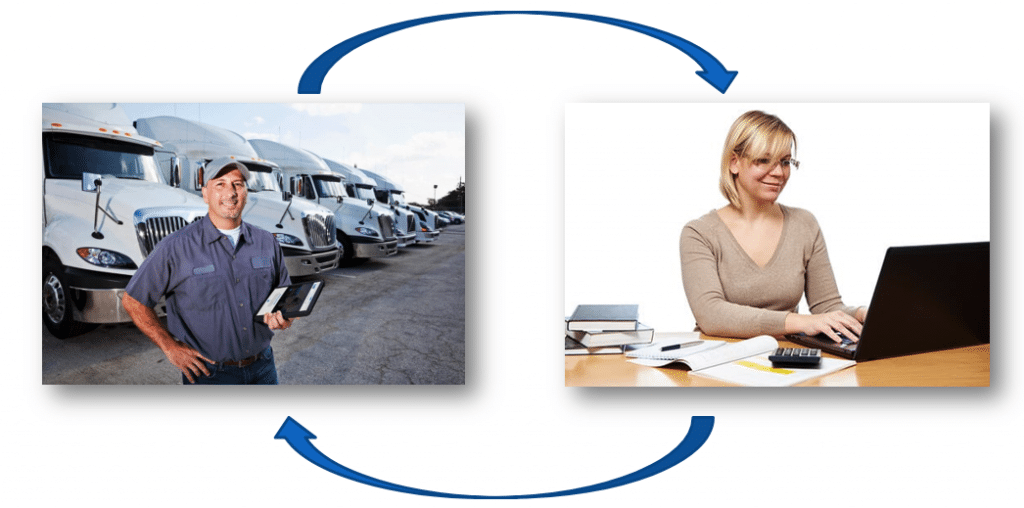 Tailwind can help you run a combination of trucking company and freight brokerage