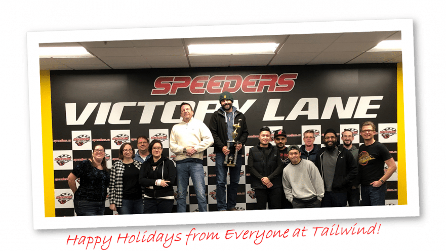 Holiday Greetings from the Tailwind TMS team