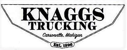Knaggs Trucking Logo