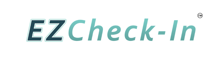 EZCheck-In logo