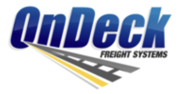 OnDeck Freight System Logo