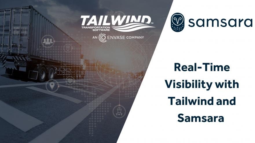 Samsara and Tailwind TMS Webinar